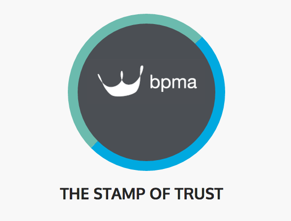 THE STAMP OF TRUST